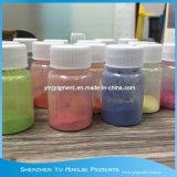 Alteração da cor pela temperatura de esmalte de unha Thermochromic pigmento em pó