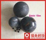 Bola de acero de pulido del diámetro 85m m para el molino de la irregularidad