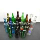 750 ml vidrio ámbar Swing Top botella de cerveza