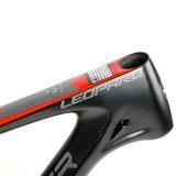 Poids léger 26er 27.5er Mountian Vélo VTT carbone châssis T1000