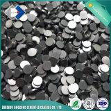 Carburo de tungsteno redondo del tungsteno no estándar de encargo el pequeño inclina y las piezas insertas