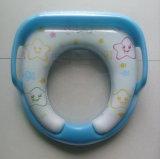 PVC bebé suave asiento del inodoro con la impresión