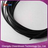 Câble fibre optique à un noyau du plastique PMMA pour la transmission