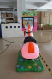 Máquina de jogo video do passeio do Kiddie da corrida de cavalos do baixo preço 3D