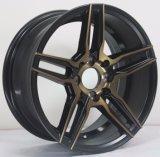 16 SGS de los orificios de la pulgada 8 que compiten con la rueda de la aleación de las piezas de automóvil