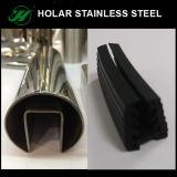 42.4*1.5*24*24mmのステンレス鋼スロット管のステンレス製のHanrailの管