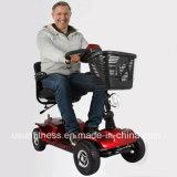 먼 키를 가진 전기 세발자전거 기동성 스쿠터를 접히는 4개의 바퀴 Lighti
