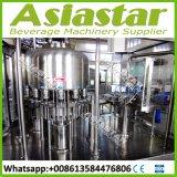 Completar automático del animal doméstico de llenado de botellas de agua mineral Máquina que capsula