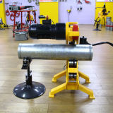 """Pinçant le tuyau hydraulique Machine de découpe pour2""""- 12"""" tuyaux en acier (QG12C)"""
