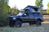 tenda superiore di campeggio del tetto dell'automobile esterna terrestre fuori strada 4X4