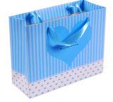 絹ロープの紙袋のショッピング・バッグのギフト袋の印刷