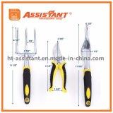 Insieme resistente dell'utensile manuale del giardino delle teste 6PCS dell'Lanciare-Alluminio