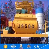 Малая собственная личность Js500 нагружая передвижной конкретный смеситель, конкретную высокую эффективность смесителя лотка для сбывания