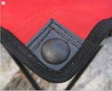 Openlucht Draagbare rugzak-Type Rode Vouwende Stoel en Lijst