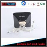 Calefator infravermelho cerâmico personalizado da venda quente