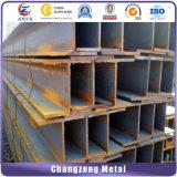 Stahlkonstruktion warm gewalztes H strahlt i-Träger
