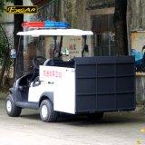 2 Seaterの実用的なカートの電気電気ごみ収集車