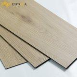 Engineered planche Cliquez sur les revêtements de sol en vinyle PVC étanche Revêtement de sol