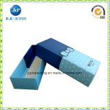 Cadre de papier coloré de mode neuve avec le guichet clair (JP-box038)