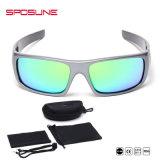 Sposune UV400 Mode de protection en verre de lunettes de lunettes de soleil Lunettes de sport cyclisme