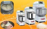 Misturador de massa de pão comercial da farinha do equipamento 25kg da padaria para o bolo