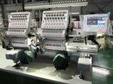 جديدة 2 رئيسيّة متعدّد وظائف تطريز آلة لأنّ عمليّة بيع