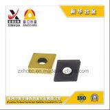 Las herramientas de corte revestidas del carburo de tungsteno para el CNC indexable insertan Cnma