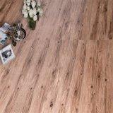 Superficie di legno di struttura con la pavimentazione del vinile del PVC di spessore di 5mm