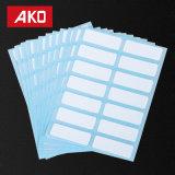 Escritura de la etiqueta esmaltada de la impresión del papel de copia A4 para el ambiente At1001 de la baja temperatura