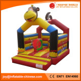 Moonwalk inflables Jumping Monkey Bouncer (T1-014A)