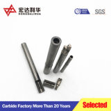 Boorstaven van de Trilling van het carbide de Anti voor CNC de Machine van het Malen