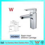 Mixer van het Bassin van het Messing van de Badkamers van de Waren van Australië de Standaard Sanitaire (HD4901)