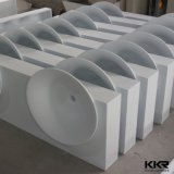 Kingkonree moderne feste Oberflächenbadezimmer-Behälter-Wanne für Hotel