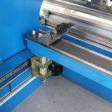 Grande dobradeira hidráulica CNC
