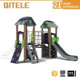 Produto ao ar livre da série do HDPE do equipamento do campo de jogos das crianças (PE-22103)