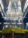película plástica agrícola soplado PE de la máquina de soplado de película plástica de la extrusora