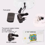 Máquina de costura de uso doméstico Mini coloridos com bateria Opertaed (FHSM-228)