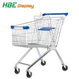 Beste verkaufensupermarkt-Einkaufen-Laufkatze