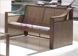 Moderne im Freien Haupthotel-Vorhalle-Büro-Freizeit PET Rattan-Möbel