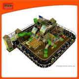 Ce сертифицирована TUV ASTM смешные крытый лабиринт игровая площадка