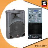 15 Spreker pS-0215cbt van de FM EQ van Bluetooth van de duim de 5baste Actieve PRO