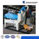 중국에 있는 가공 기계를 세척하고 재생하는 Hotpoint 모래