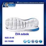 Estilo popular barato múltiple EVA Outsole