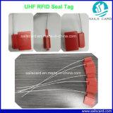 Étiquette de blanchisserie d'IDENTIFICATION RF de Ntag213 13.56MHz pour le système de recherche de textile