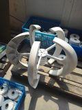 Petit générateur de turbine marin résidentiel de vent de 100W 12V/24V