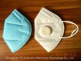 Späteste unbelegte N95 Gesichtsmaske, die Maschine herstellt