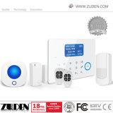 Sistema de Alarme de Intrusão GSM com LCD e controle de aplicativos