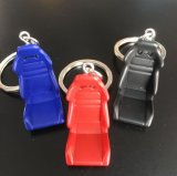 Asiento Keychain del metal
