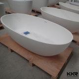 Independiente de diseño de Kolher bañera de piedra