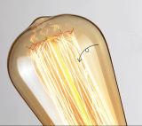 240V 220V Voltage 40W 60W St64 Antieke Edison Bulb voor Verkoop